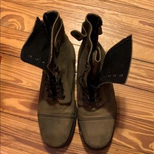 Aldo Rustic / Military Style Boots